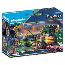 PLAYMOBIL PLAY 70414 REPAIRE DU TRESOR