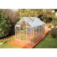 Serre de jardin Mythos 5,6 m²