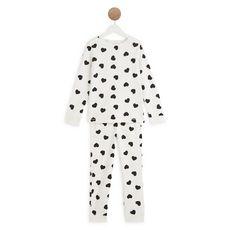 IN EXTENSO Ensemble pyjama coton bio fille