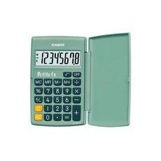 CASIO  Calculatrice arithmétique de poche Petite Fx verte