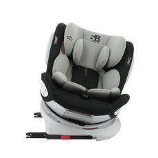 NANIA Siège auto isofix et pivotant groupe 0/1/2/3 SEATY - Safety Baby