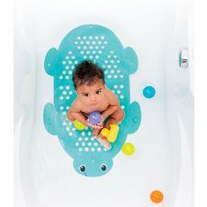 INFANTINO Tapis de bain et rangement 2 en 1