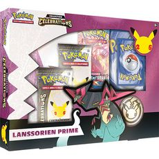 ASMODEE Pokémon JCC - Collection célébrations Lanssor - 25ème anniversaire