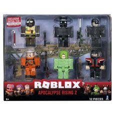 Roblox - Pack de 6 figurines Apocalypse Rising 2 Série 8