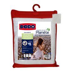 DODO Protège matelas absorbant en coton Bio ECO RESPONSABLE