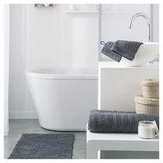 TODAY Maxi drap de bain uni en coton  600G/M²