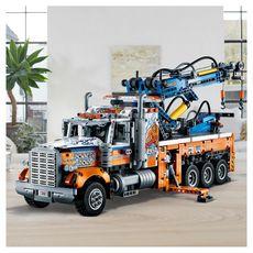 LEGO Technic 42128 Le Camion de Remorquage Lourd dès 11 ans