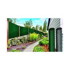 Inkazen Brise vue 220gr/m² 1 x 10 m vert