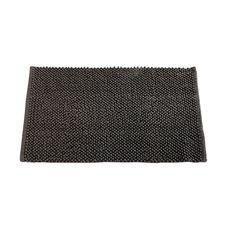 TODAY Tapis de bain uni en polyester 1500G/M²  BUBBLE (Gris foncé)