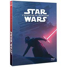 Star Wars : L'Ascension de Skywalker Blu-Ray Edition Limitée Rouge