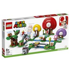 LEGO Super Mario 71368 - Ensemble d'extension La chasse au trésor de Toad