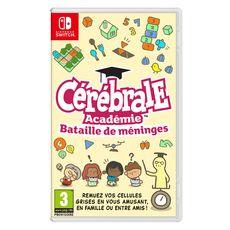 NINTENDO Cérébrale Académie : Bataille de Méninges Nintendo Switch