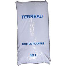 Terreau potgrond toutes plantes 40l 40l