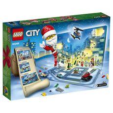 LEGO City 60268 - Le calendrier de l'Avent