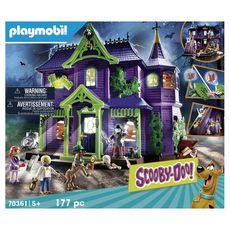 PLAYMOBIL PLAY 70361 - Scooby Doo! - Histoires dans le Manoir