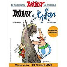 Bande dessinée n°39 Astérix et le griffon
