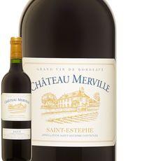 Château Merville Saint Estèphe Rouge 2015