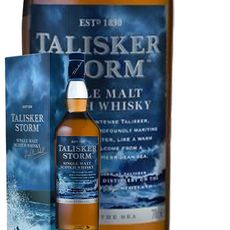 Whisky Talisker Storm avec étui 45.8%
