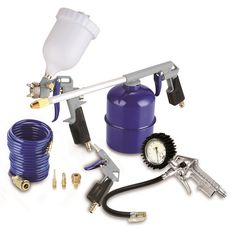 MICHELIN Kit 8 accessoires tout Aluminium