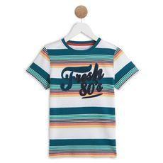 IN EXTENSO T-shirt manches courtes garçon
