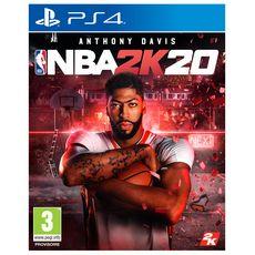 Take 2 Nba 2k20 PS4
