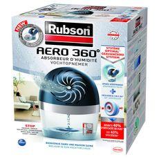 RUBSON Absorbeur d'humidité AERO 360 - 20m²