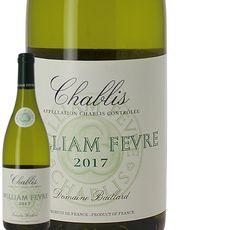 Domaine Baillard William Fèvre Chablis Blanc 2017