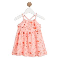 IN EXTENSO Robe viscose bébé fille