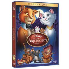 Les Aristochats DVD