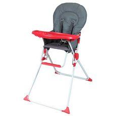 BAMBISOL Chaise haute bébé ultra compacte