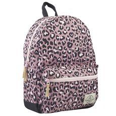Milky Kiss Sac à dos 1 compartiment rose léopard