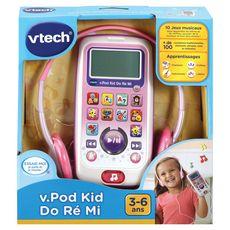 VTECH V.Pod Kid Do Ré Mi - rose