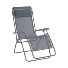 LAFUMA Fauteuil relax pliant multipositions silex RT2
