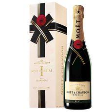 Moët et Chandon Champagne Brut Impérial Moet et Chandon avec étui 75cl
