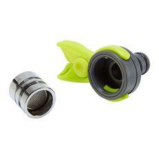 Adaptateur rapide d'arrosage spécial pour robinet d'intérieur - 12mm