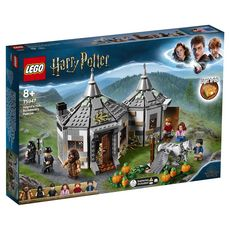 LEGO Harry Potter 75947 La cabane de Hagrid : le sauvetage de Buck