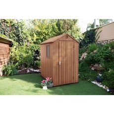 KETER Abri de jardin en résine DARWIN 2,3 m²