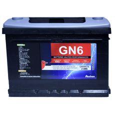 AUCHAN Batterie pour voiture GN6520A 54AH