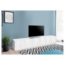 Meuble TV 6 portes L240cm PESCARA