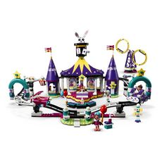 LEGO Friends 41685 Les montagnes russes de la fête foraine magique dès 8 ans