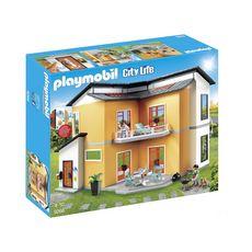 PLAYMOBIL 9266 - City Life - Maison moderne