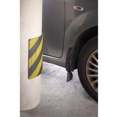 MOTTEZ LOT de 2 mousses de protection carrosserie bord arrondi