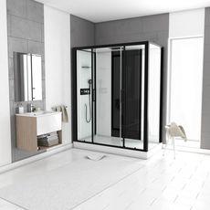 Aurlane Cabine de douche rectangulaire Loft  170 - 170 x 90