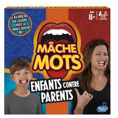 HASBRO Jeu Mache-mots Enfants contre Parents