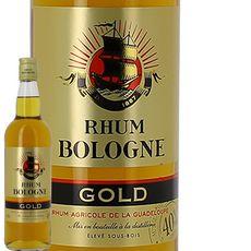 Rhum Gold Bologne 40%