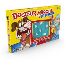 HASBRO Jeu Docteur Maboul Vétérinaire