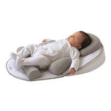 TINEO Cocon de sommeil pour nouveaux nés gris