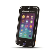 VTECH Portable KidiCom Advance noir