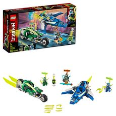 LEGO Ninjago 71709 Les bolides de Jay et Lloyd