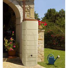 Belli Récupérateur d'eau Rectangulaire 650 Litres